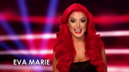 Eva Marie reveals she's going to Afghanistan: Total Divas, March 23, 2014