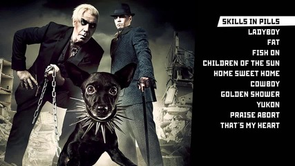Lindemann - [ Skills In Pills #11] That's My Heart 2015