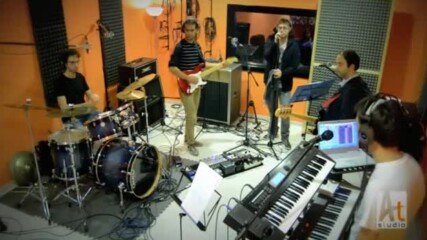 Lysergic Dream - Another Brick In The Wall Pink Floyd Cover Live Atstudio Sulmona