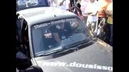 Athens Motorshow Live 2009 db Drags Team Dousis Sound