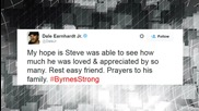 ESPN Nascar Reporter Steve Byrnes Passes Away at 56