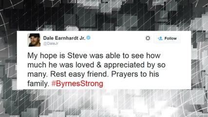 ESPN Nascar Reporter Steve Byrnes Passes Away at 56