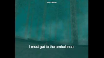 Gta San Andreas - Ufo part 1 (horror movie)