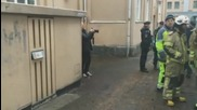 Sweden: Police on alert after unexplained blast at school in Karlstad