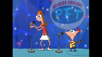 Phineas and Ferb - Gitchee Gitchee Goo