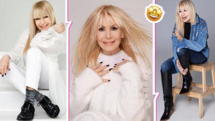 Ето коя е фолк певицата, за която Лили Иванова е казвала, че харесва и може да пее