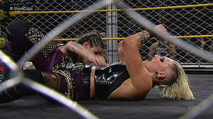 Rhea Ripley vs. Mercedes Martinez - Steel Cage Match: NXT, Sept. 8, 2020 (Full Match)