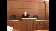 Съдът оправда депутата Иван Даков