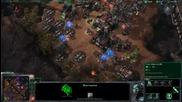 Непревземаема база на Starcraft 2