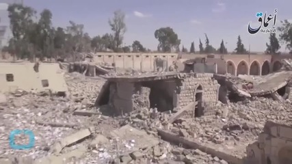 Islamic State Blows Up Notorious Syrian Prison