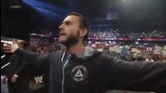 Cm Punk - Walking Away