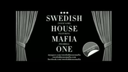 new!!! Swedish House Mafia ft. Pharrel - One {your name}