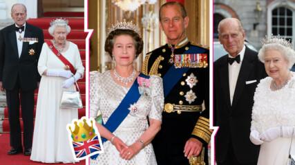 Кралски рожден ден: Принц Филип на 99 - скалата зад Елизабет II