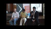 Костадин Йорданов - Защо да скоча в боя - StartUP IT 2009
