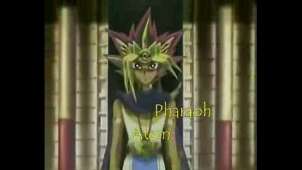 Yu - Gi - Oh! Mana And Atem - Girlfreind