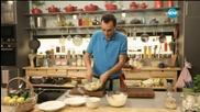 Лятна салата с мортадела - Бон апети (03.08.2015)