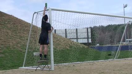 Lassi Hurskainen Goalkeeper Tricks