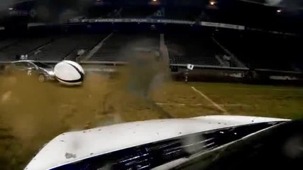 Top Gear-авто ръгби с Kia