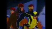 Голямата мутантка Джийн Грей / Феникса от анимацията Х- Мен (1992-1997)