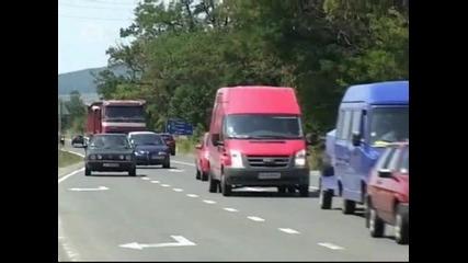 Бтв Новините - Трафик заради Спирити във Бургас