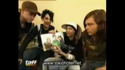 Историята На Tokio Hotel
