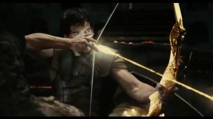 Immortals Official Trailer