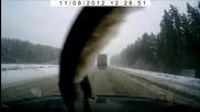 Русия: Компилация автомобилни катастрофи Част 16