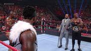 Bobby Lashley vs. Cedric Alexander & Shelton Benjamin – Handicap Match: Raw, July 26, 2021