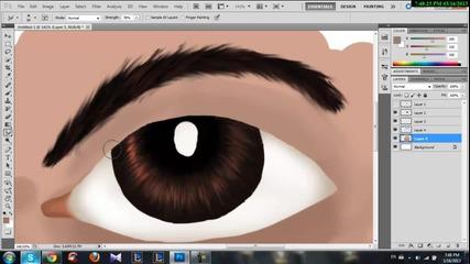 [урок] Рисуване с Photoshop Cs5