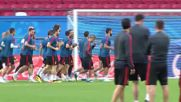 Russia: Spain gears up for 'difficult' game against Iran