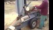 Машина за дърва
