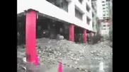 премахване на сграда по китаиски