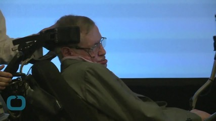 Stephen Hawking Sings Beautiful Cover of Monty Python's 'Galaxy Song'