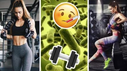 7 гнусотии, които ДЕБНАТ във фитнеса