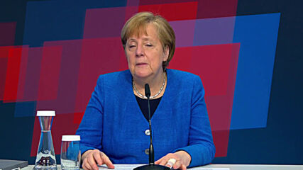 Germany: 'This third wave is perhaps the toughest' - Merkel