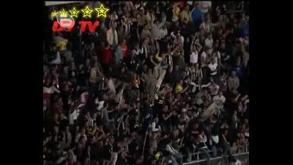 Ювентус - Зенит 1 - 0 Гол На Алесандро Дел Пиеро 17.09.2008 Високо Качество
