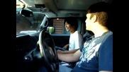 Нечовешки Басс в Hummer 160db
