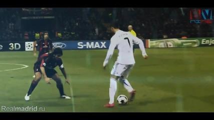 Happy Birthday Cristiano Ronaldo !