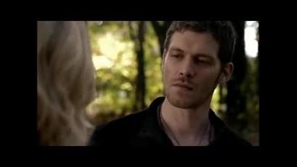 The Vampire Diaries-klaroline 5x11
