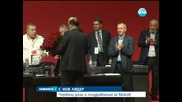 Червени рози и поздравления за лидер на БСП - Новините на Нова