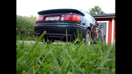 Audi S2 звук