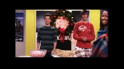 Big Time Rush - Beautiful Christmas [ Offical Music Video ]