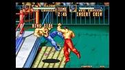 Fire Suplex - 3 Count Bout: Превъртане На Играта