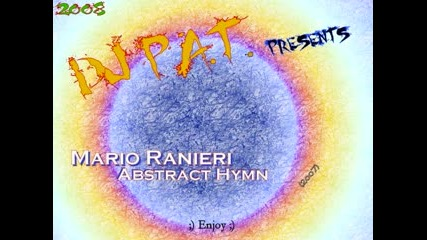 Mario Ranieri - Abstract Hymn