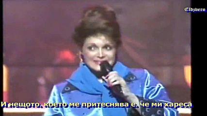 *превод* Connie Francis - Stupid Cupid /live 2014