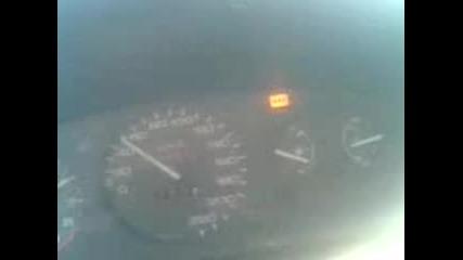 Uskorenie Na Honda Civic 0 - 100 Za 7sek.
