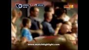 19.09 Арсенал - Уигън 2:0 - Втори гол на Вермаелен