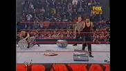 The Undertaker Vs Spike Dudley