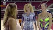 Интервю със Златните момичета на България ~