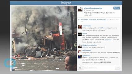 Massive Explosion Rocks New York's East Village